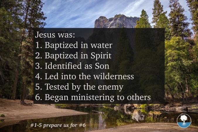 Jesus was